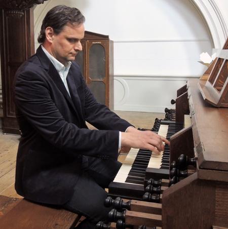 Stephan van de Wijgert Orgelnieuws