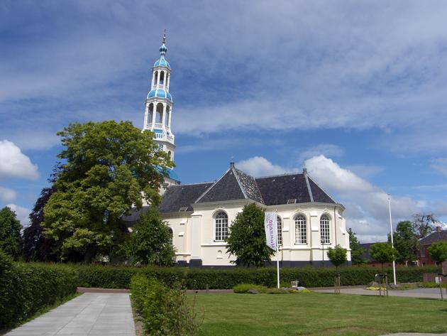 De Mariakerk in Uithuizermeeden