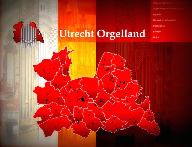 Utrecht Orgelland