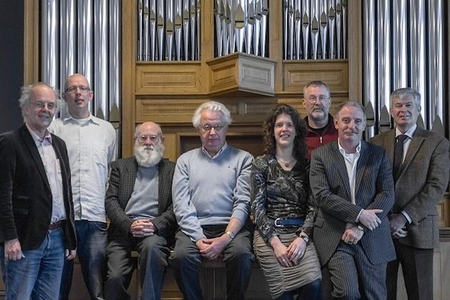 docenten cursus kerkelijk orgelspel VOGG