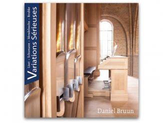 Variations Serieuses Daniel Bruun
