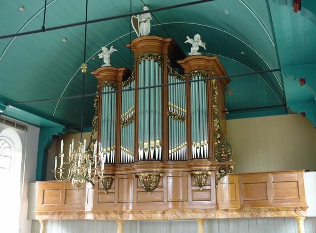 Vermeulen-orgel Parrega
