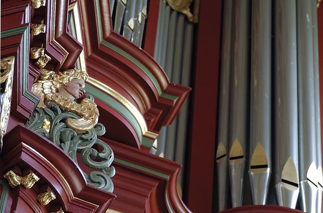 orgel grote kerk vollenhove