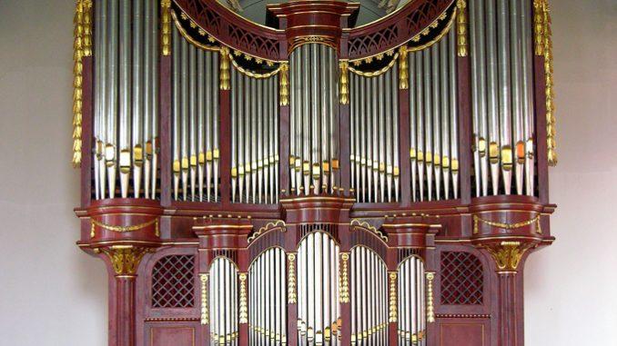 orgel westerkerk utrecht