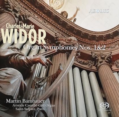 Widor Organ Symphonies AE-10471