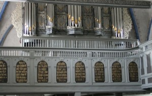 Restauratie Vater-orgel Wiefelstede afgerond