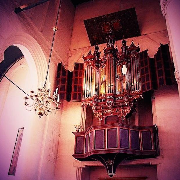 kiespenning orgel grote kerk wijk bij duurstede