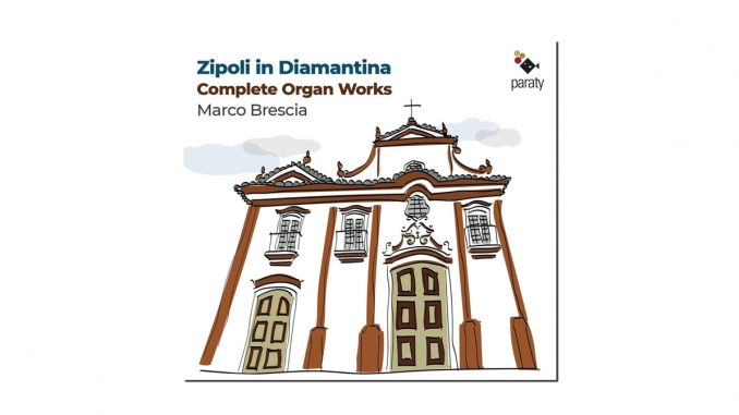 cd Zipoli in Diamantina Marco Brescia