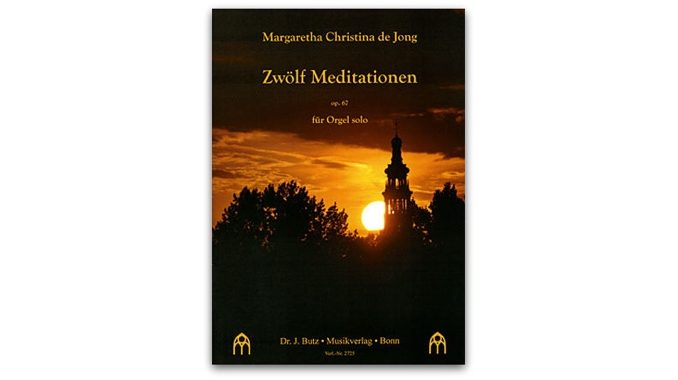 Zwölf Meditationen De Jong BU2725
