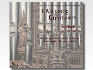 cd alliance des contraires duo dulciame