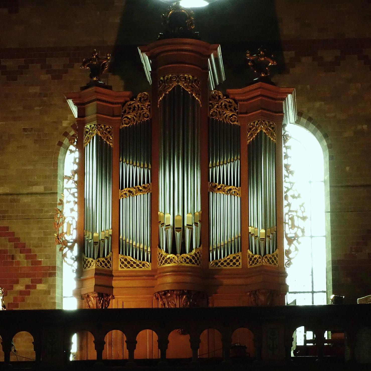 orgel odulphuskerk assendelft