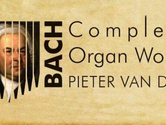 bach complete organ works pieter van dijk