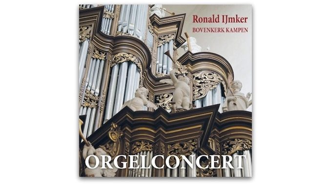 cd orgelconcert ronald ijmker JQZ 98062