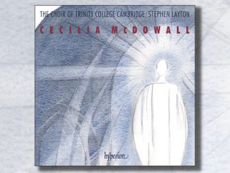 cd cecilia mcdowall sacred choral works
