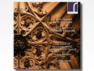 cd choral works thomas tomkins