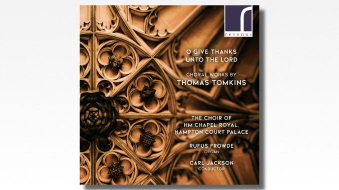 cd choral works thomas tomkins