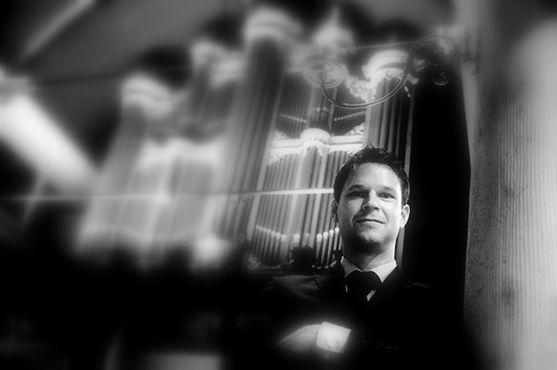christiaan de vries organist