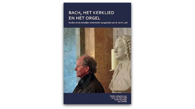 boek bach, het kerklied en het orgel