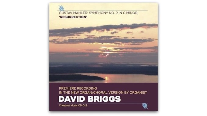 cd david briggs mahler 2 blackburn cathedral