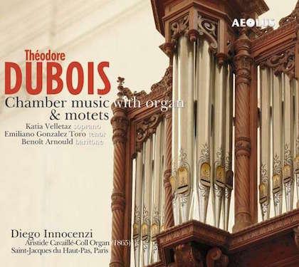 dubois chamber music AE-10083