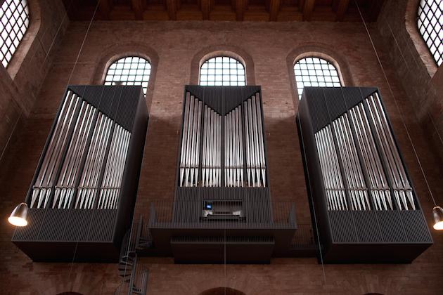 orgel konstantin-basilika trier