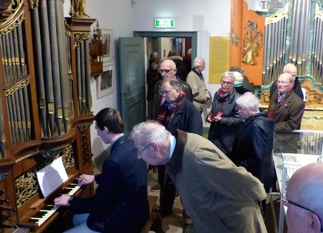 nationaal orgelmuseum elburg