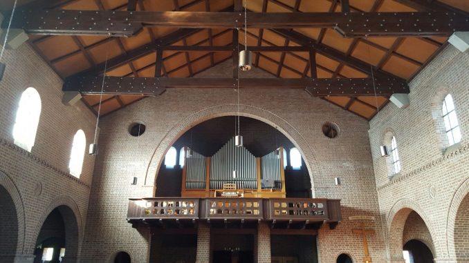 elbertse orgel augustinuskerk gaanderen