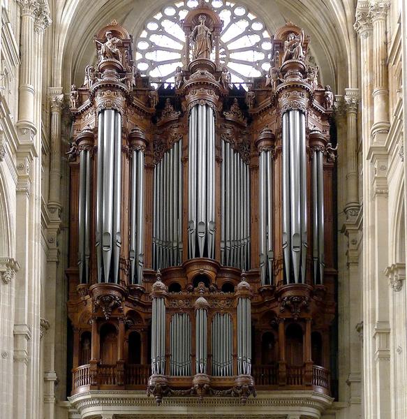 eustache paris orgue
