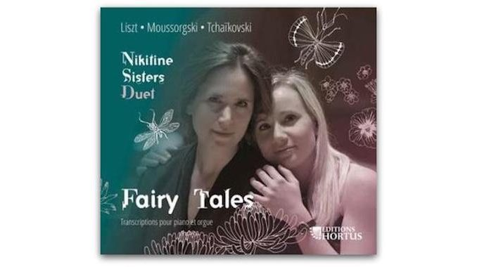 cd fairy tales nikitine sisters orgue et piano