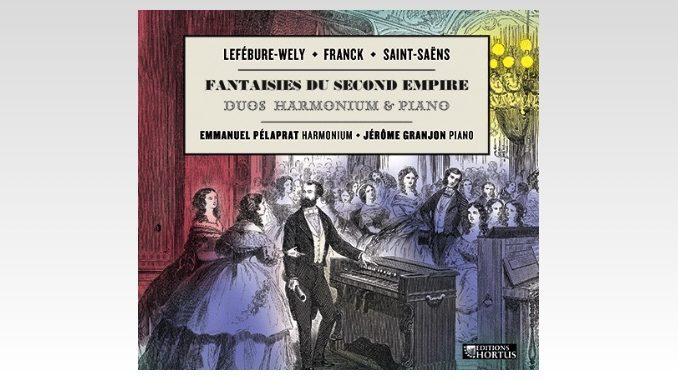 cd fantaisies du second empire hortus 155