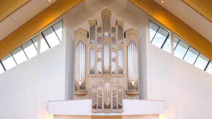 Orgel Ichthuskerk Urk