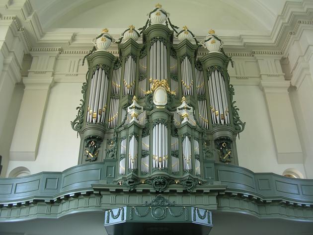 hinsz-orgel grote kerk harlingen