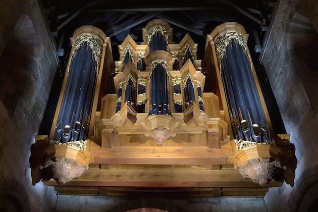 reil orgelet domkirke stavanger