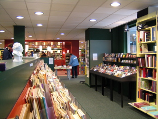 Lindenberg Boeken & Muziek Rotterdam