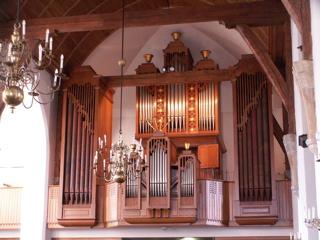 orgel grote kerk wageningen