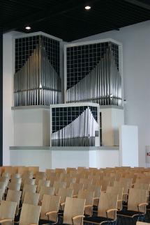 orgel de lichtbron lelystad