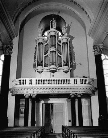 orgel bonifatiuskerk dordrecht