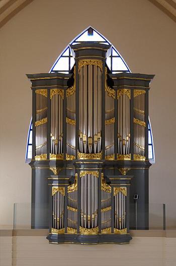 orgel gkv harlingen