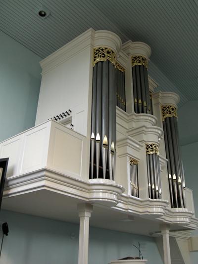 orgel noorderkerk kampen