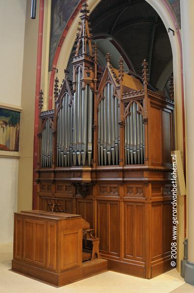 orgel mariakerk apeldoorn