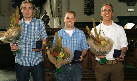 Govert van Wijn Orgelconcours 2009