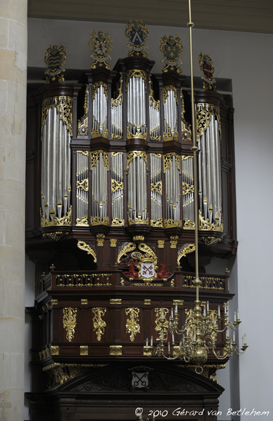 orgel marekerk leiden