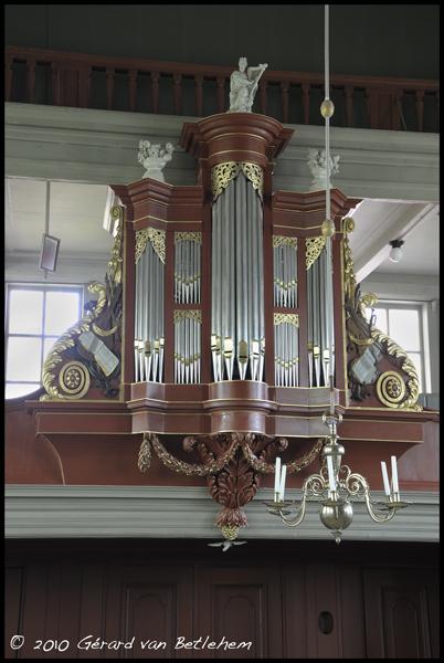 orgel oud-katholieke kerk zaandam