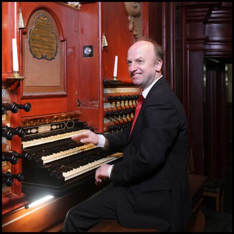 jan hage organist