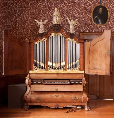 orgel menkemaborg uithuizen