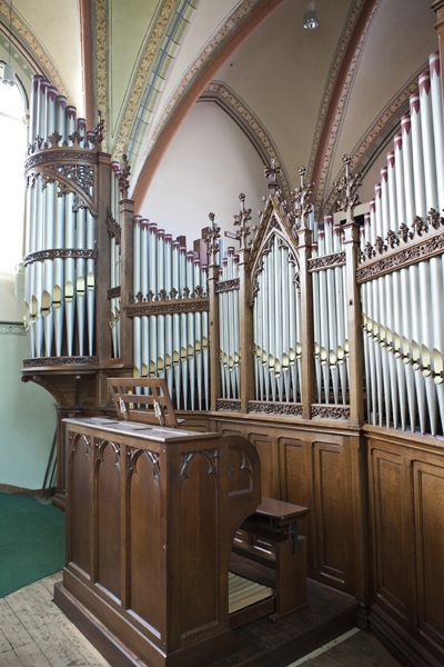 orgel elandstraatkerk den haag