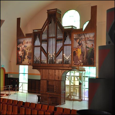 van straten orgel orgelpark amsterdam
