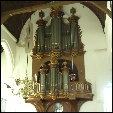 orgel oude kerk rijswijk