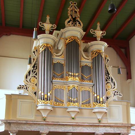 orgel jacobuskerk rolde