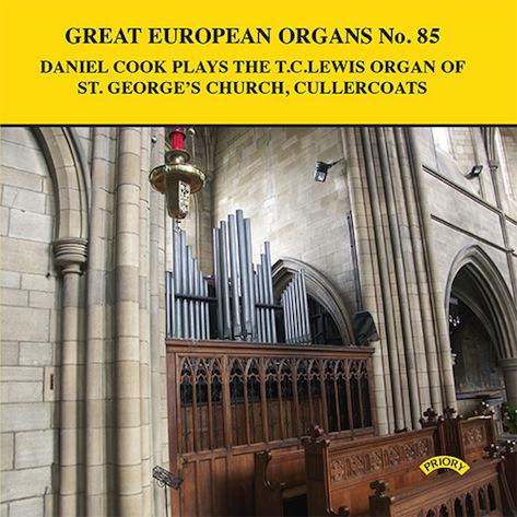 Great European Organs 85